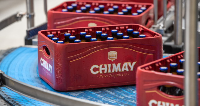 Chimay - nuovo stabilimento .