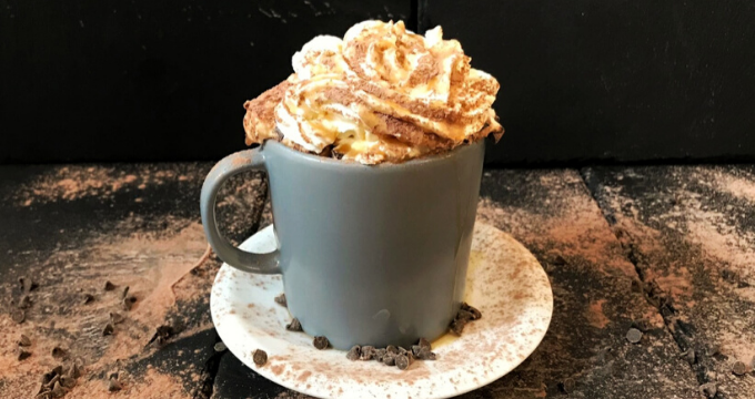 chewbecca hot chocolate deliveroo