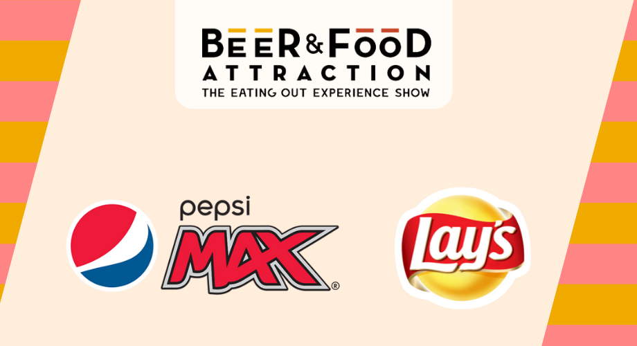 pepsi - lay's - Beer&Food Attraction