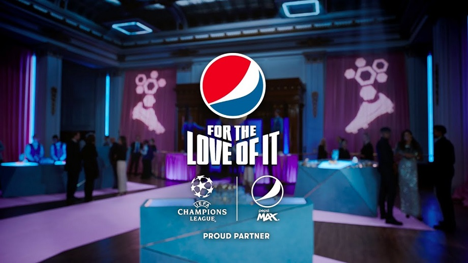 pepsi max for the love of it - play never stops